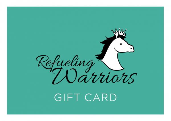 Refueling Warriors Gift Card